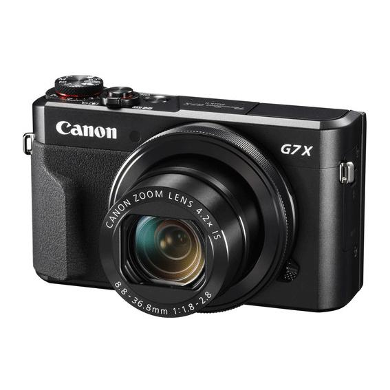 Câmera Canon PowerShot G7 X Mark II