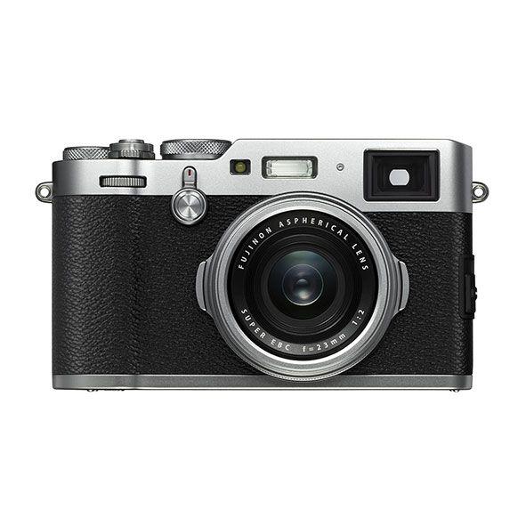 Câmera Fujifilm X100F Prata