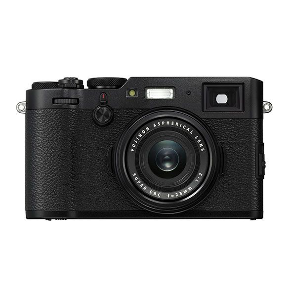 Câmera Fujifilm X100F Preta