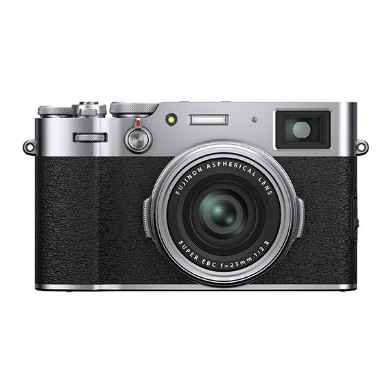 Câmera Digital Mirrorless Fujifilm X100V Silver