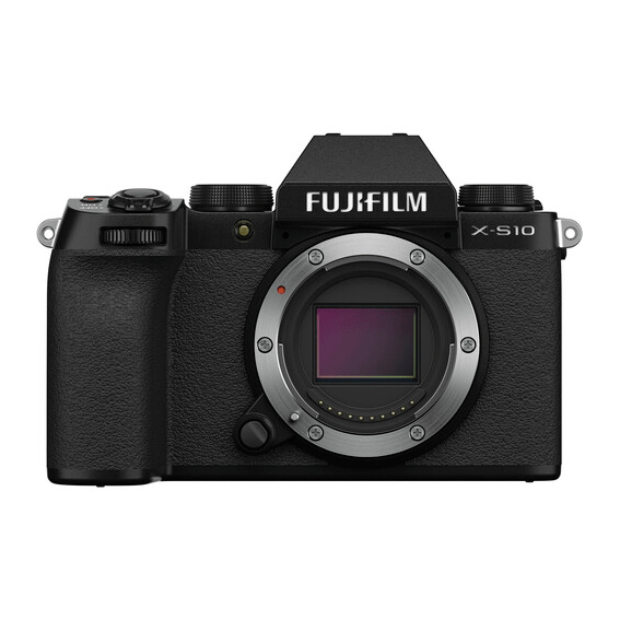 Câmera Fujifilm X-S10 (corpo)