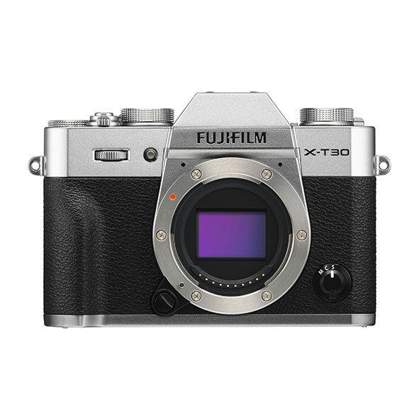 Câmera Fujifilm X-T30 Prata (Somente o Corpo)