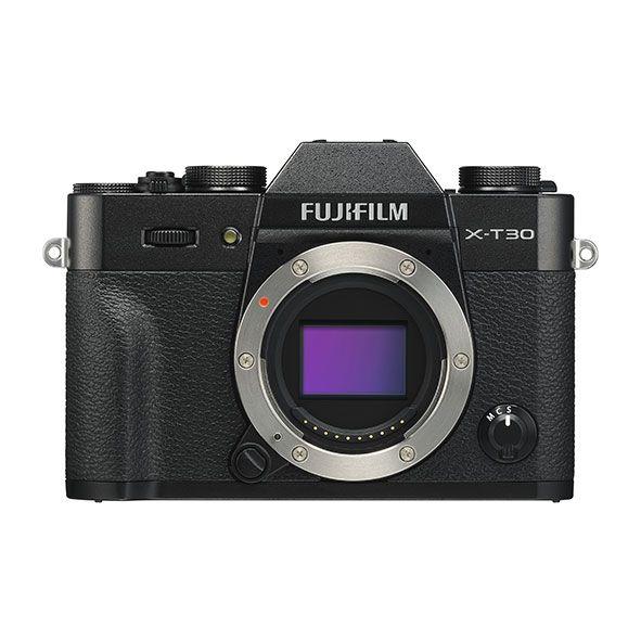 Câmera Fujifilm X-T30 Preta (Somente o Corpo)