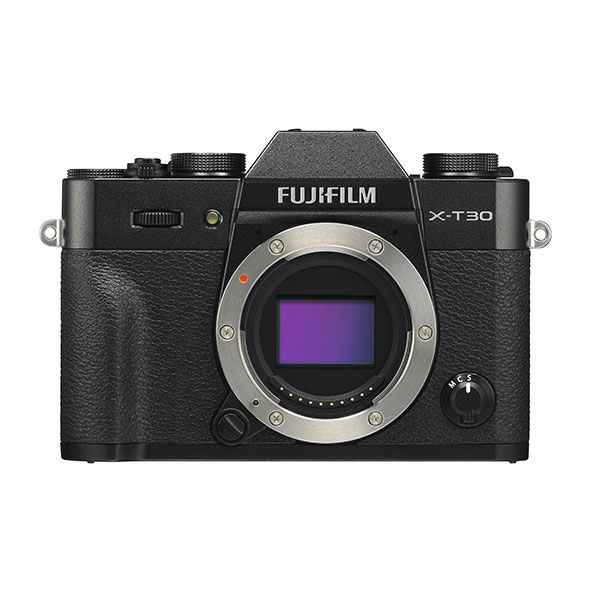 Câmera Fujifilm X-T30 Preta (corpo)