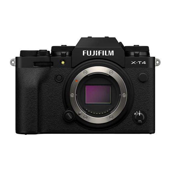 Câmera Fujifilm X-T4 Black (Somente o corpo)