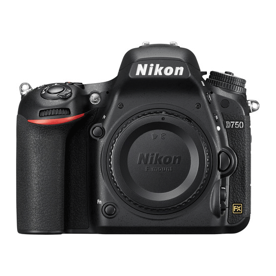 Câmera Nikon D750 (Corpo)