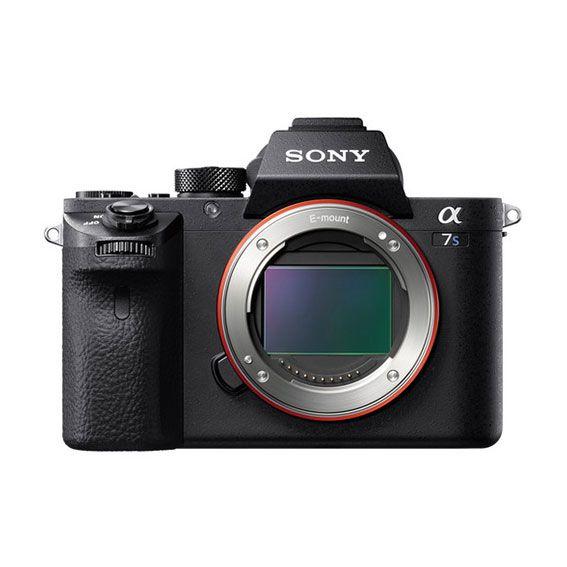 Câmera Sony A7SII Mirrorless Full Frame (Somente o Corpo)