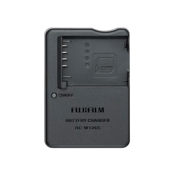 Carregador de Bateria Fujifilm BC-W126S