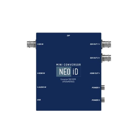 Conversor Scaling NEOiD Updowncross SDI para HDMI