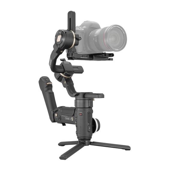 Estabilizador Gimbal Crane 3S para Câmeras e Mirrorless