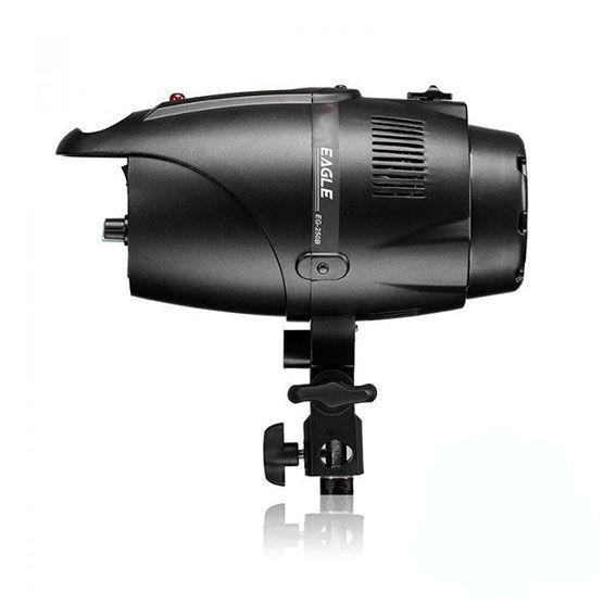 Flash Para Estúdio Fotográfico Greika EG-250B