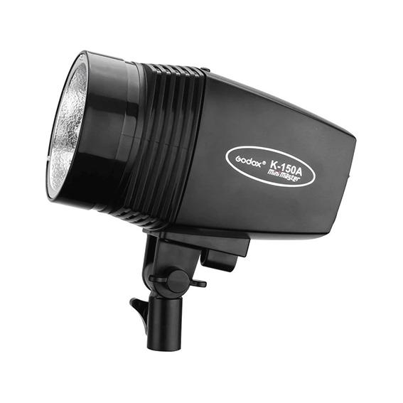 Flash Tocha Godox Mini Pioneer K150a 150w 220v Estúdio