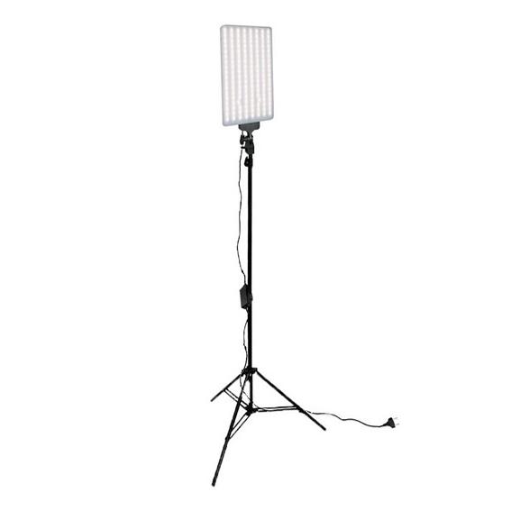 Iluminador de Led 530C 30w com Tripé 2m e Fonte