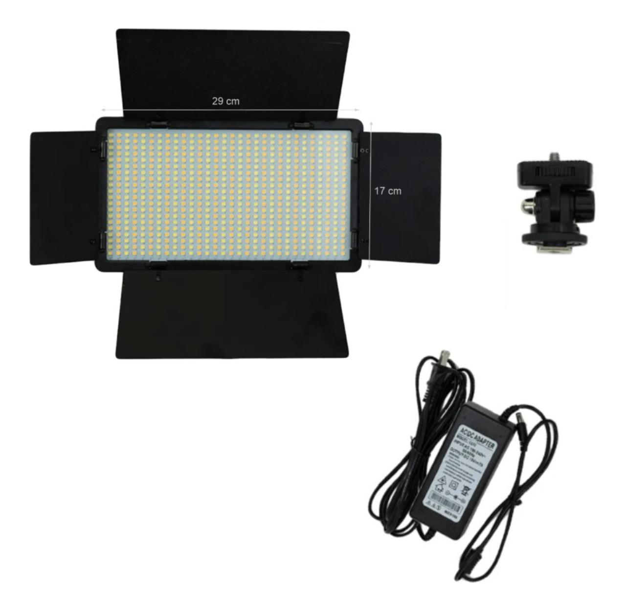 Iluminador de Led Bicolor Somita Mod LED-1120/U-800 65w