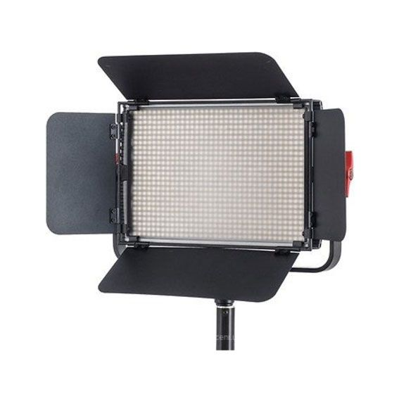 Iluminador de Led Greika GK-1000B Pro com Bateria e Carregador