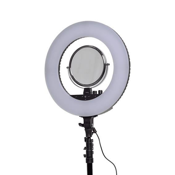 Iluminador LED Circular 12