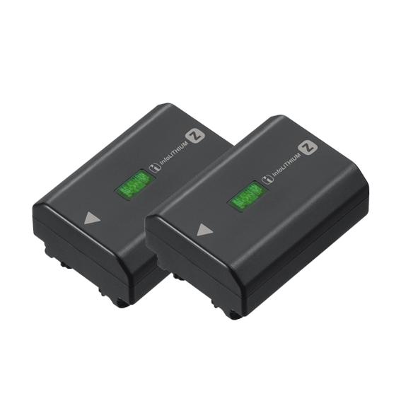 Kit com 2 Baterias Sony NP-FZ100