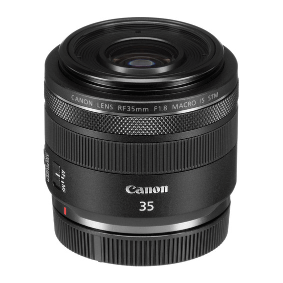 Lente Canon RF 35mm f/1.8 IS Macro STM
