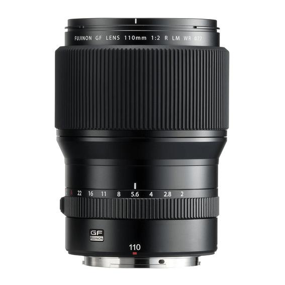 Lente Fujifilm GF 110mm F/2 R LM WR