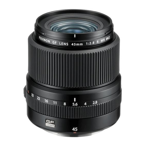 Lente Fujifilm GF 45mm F/2.8 R WR