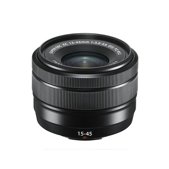 Lente Fujifilm XC15-45MM f/3.5-5.6 OIS