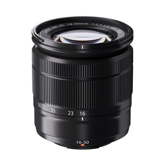 Lente Fujifilm XC16-50MM f/3.5-5.6 OIS II