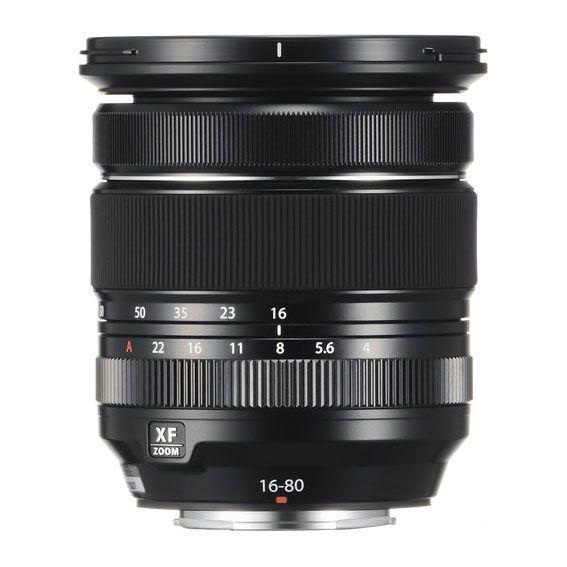 Lente Fujifilm XF16-80mm f/4 R OIS WR