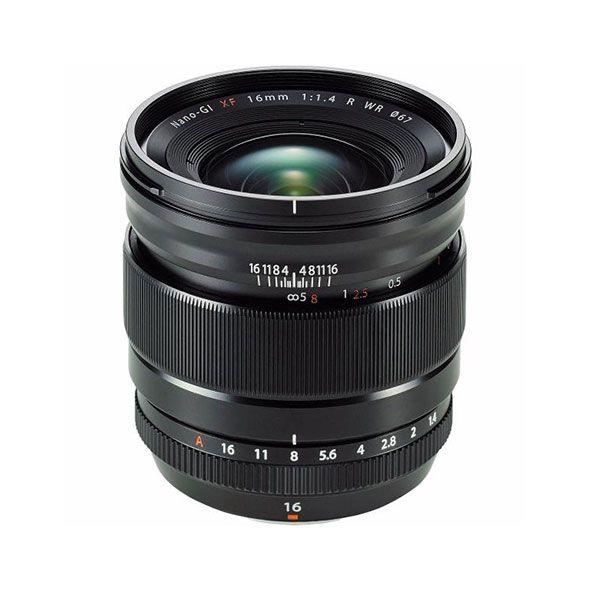 Lente Fujifilm XF16MM f/1.4 R