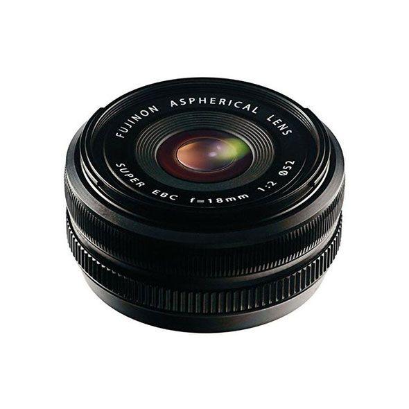 Lente Fujifilm XF18MM f/2 R