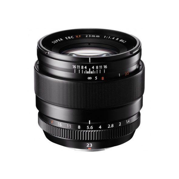 Lente Fujifilm XF23MM f/1.4 R