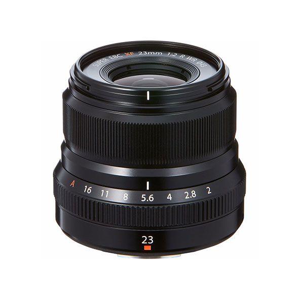 Lente Fujifilm XF23MM f/2 R WR