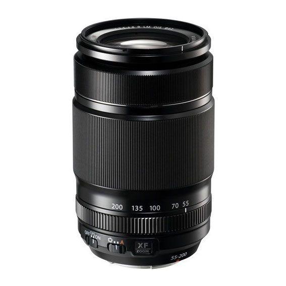 Lente Fujifilm XF55-200MM f/3.5-4.8 R LM OIS