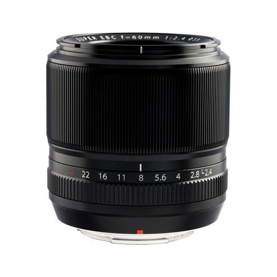 Lente Fujifilm XF60MM f/2.4 R Macro