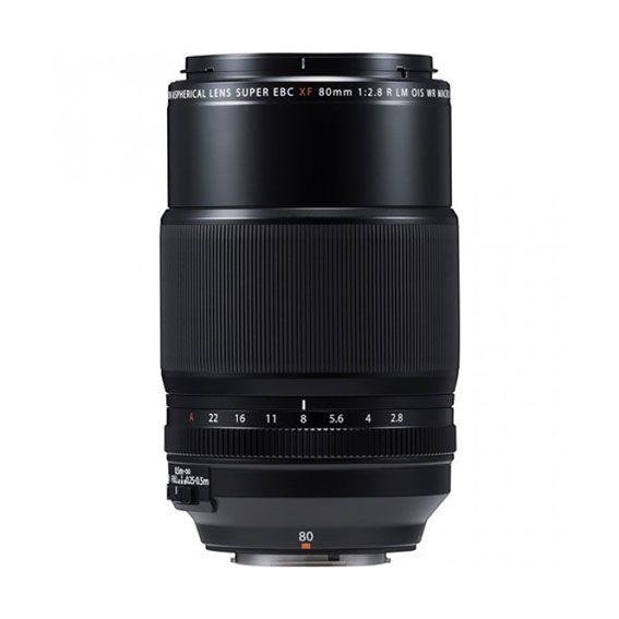 Lente Fujifilm XF80MM f/2.8 R LM OIS WR