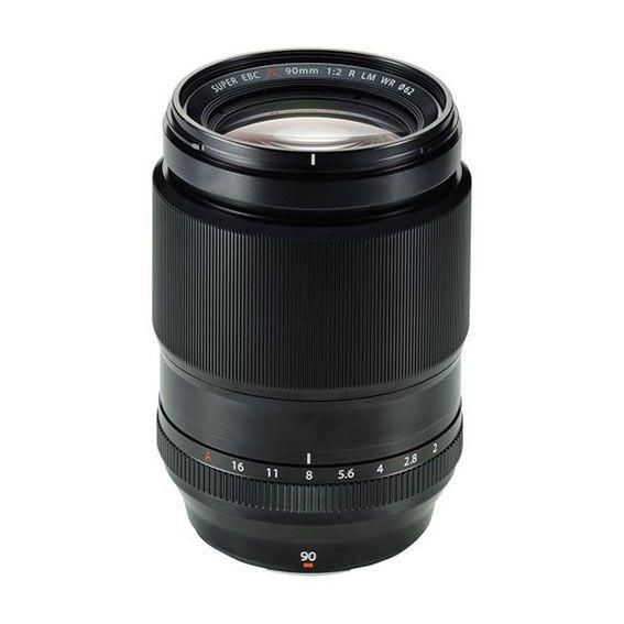 Lente Fujifilm XF90MM f/2 R LM WR