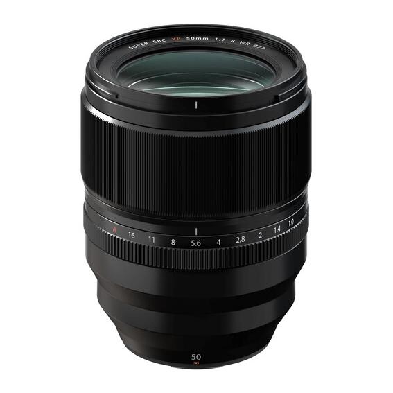 Lente Fujifilm XF 50mm f/1.0 R WR
