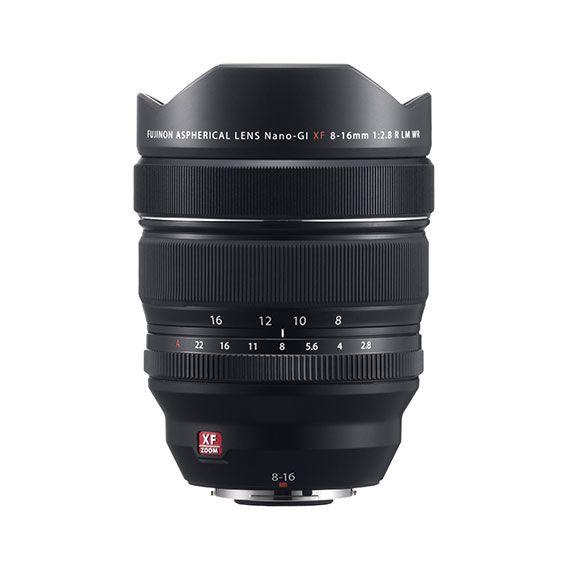 Lente Fujifilm XF 8-16mm f/2.8 R LM WR