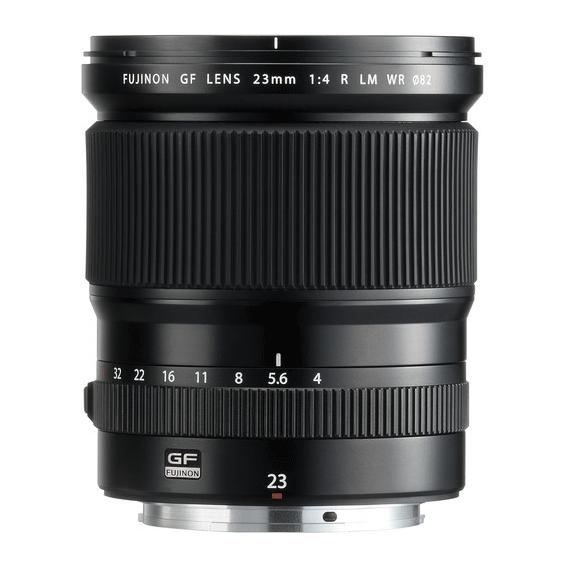 Lente Fujifilm GF 23mm F/4 R LM WR