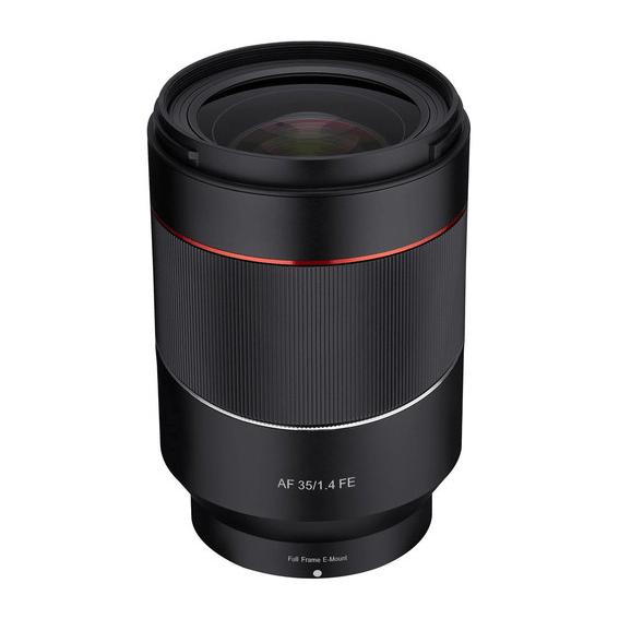 Lente Rokinon 35mm f1.4 para Sony