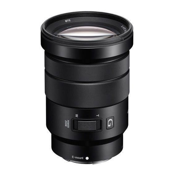 Lente Sony E PZ 18-105mm f4 G OSS | SELP18105G