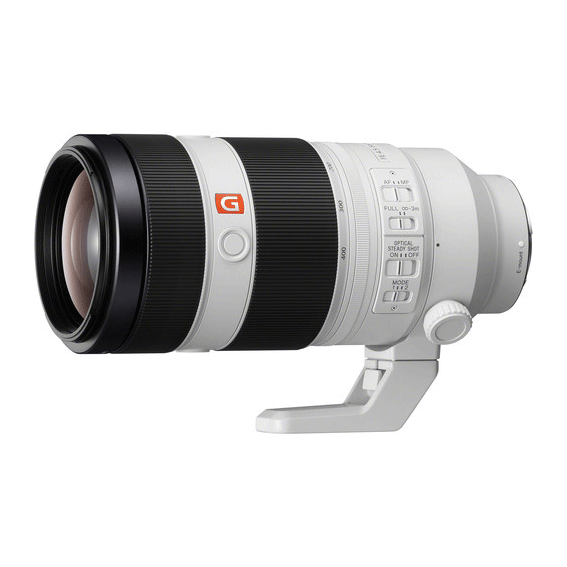 Lente Sony FE 100-400mm f/4.5-5.6 GM OSS Zoom E-Mount | SEL100400GM