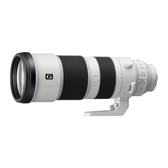 Lente Sony FE 200-600 mm F5.6-6.3 G OSS | SEL200600G