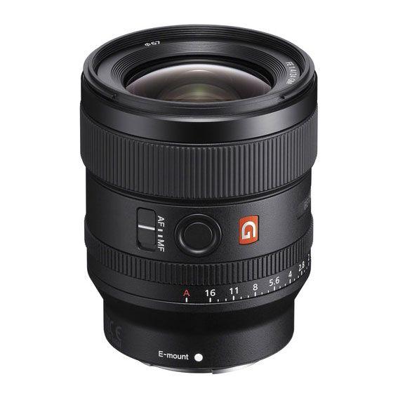 Lente Sony FE 24mm F1.4 GM | SEL24F14GM