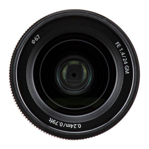 Lente Sony FE 24mm F2.4 G SEL24F28G