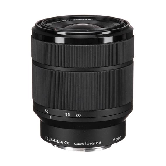 Lente Sony FE 28-70mm F3.5-5.6 OSS E-Mount | SEL2870
