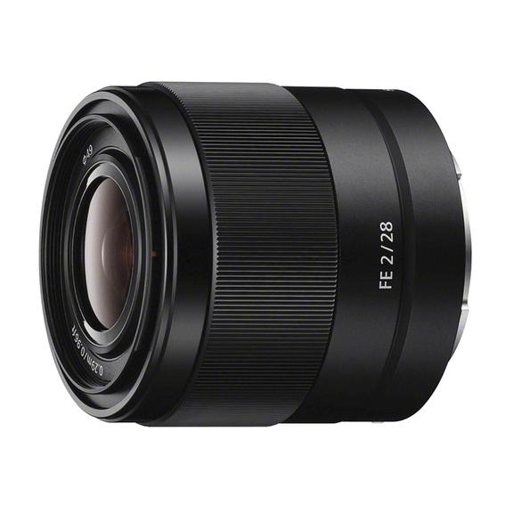Lente Sony FE 28mm f/2 | SEL28F20