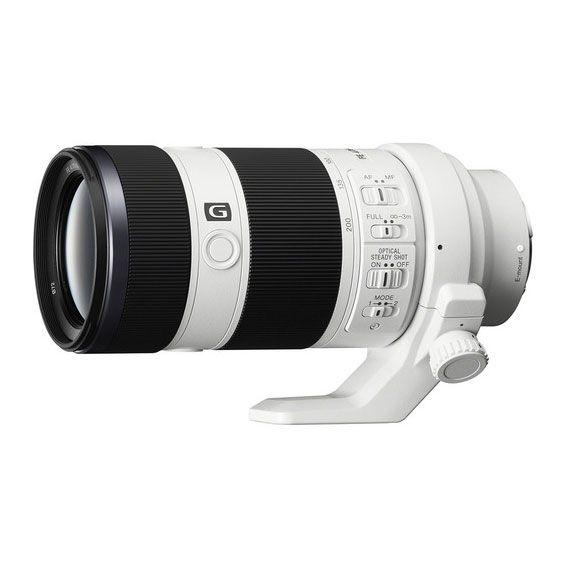 Lente Sony FE 70-200mm f4 G OSS | SEL70200G