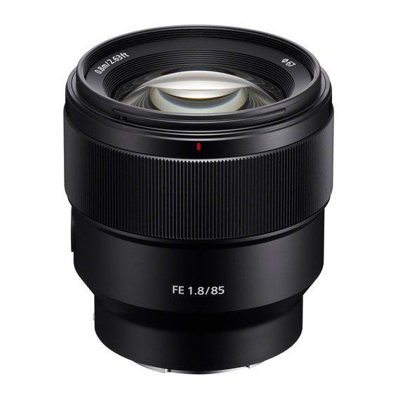 Lente Sony FE 85mm f1.8 | SEL85F18