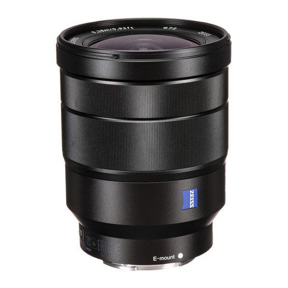 Lente Sony Vario-Tessar T* FE 16-35mm f4 Zeiss OSS | SEL1635Z