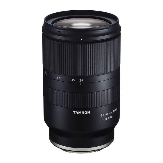 Lente Tamrom 28-75mm f/2.8 Di III RXD para Sony E